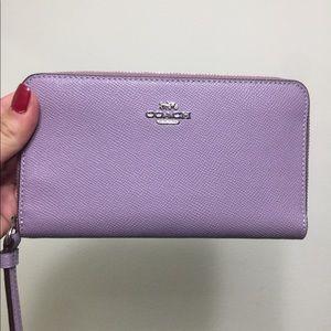 New Coach wallet!